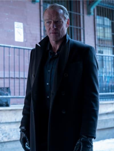 Bruce in an Alley - Titans Season 3 Episode 5