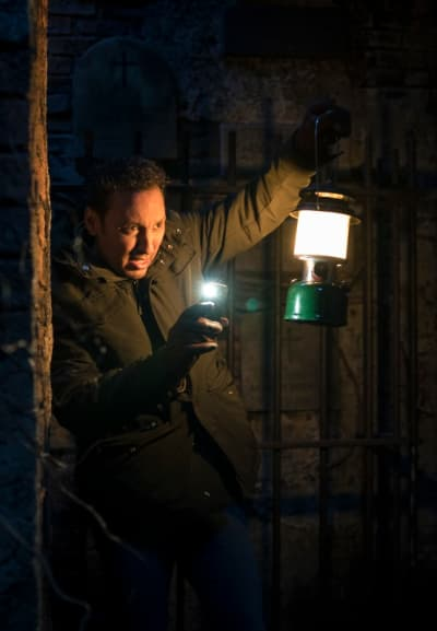 Catacombs - EVIL Season 2 Episode 7