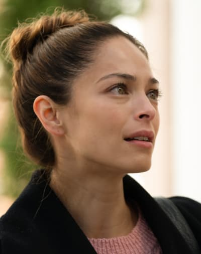 Emotional Joanna-Burden of Truth Season 4 Episode 3