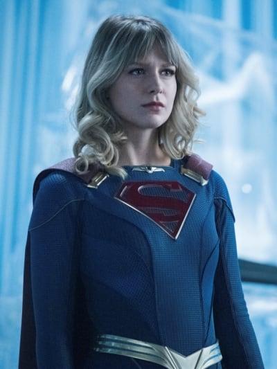 Kara - Supergirl Season 6 Episode 1