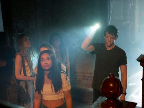 Panic: Cancelled, No Season Two for Amazon Prime Drama Series