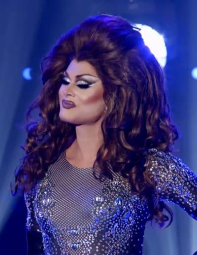 Scarlet Envy Lip-Sync - RuPaul's Drag Race All Stars Season 6 Episode 10