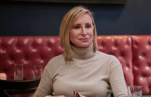 Sonja's Blind Date - The Real Housewives of New York City