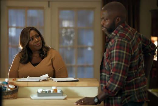 The Hill's Talk - Good Girls Season 4 Episode 3