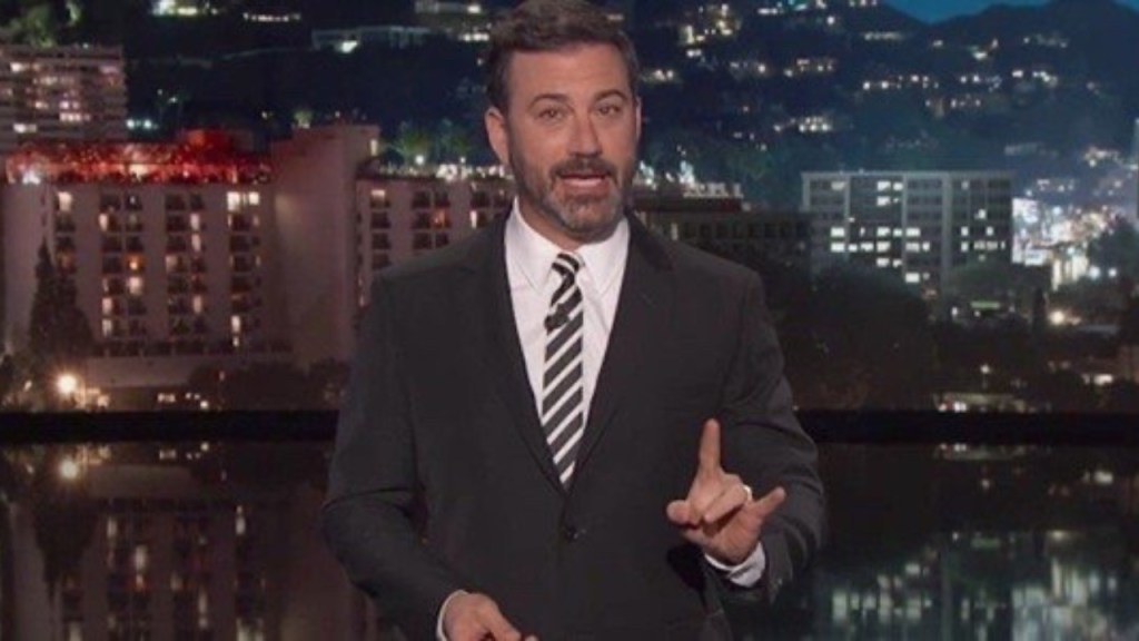 Jimmy Kimmel Gets Candid About Late Night Host Competition Being 'Friendlier' And Other Things That Have Changed Over The Years