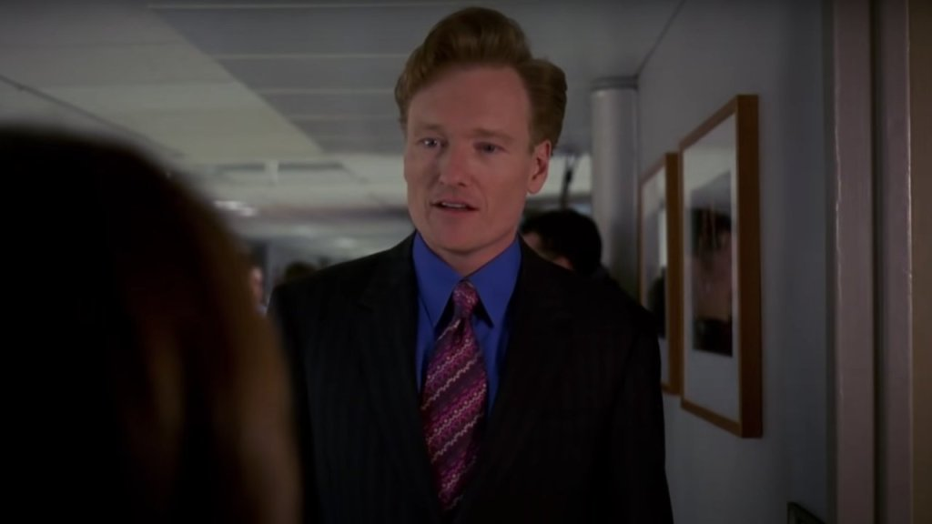 Conan O'Brien: 11 Funny Movie And TV Show Cameos By The Talk Show Host