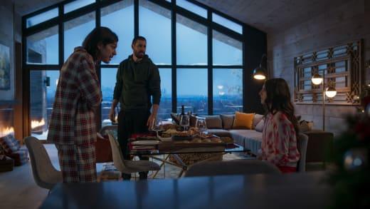 Confronting Lesley  - In The Dark Season 3 Episode 12