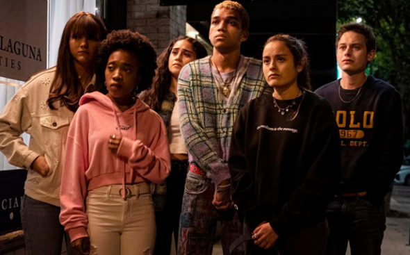 Generation TV show on HBO Max: canceled, no season 2