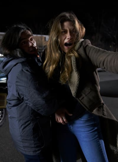 Holding Murphy Back - tall - In The Dark Season 3 Episode 6