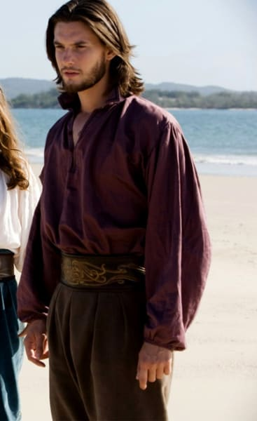 King Caspian - The Chronicles of Narnia: Voyage of the Dawn Treader