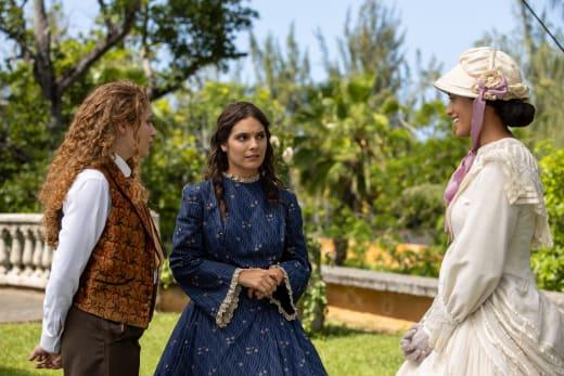 Ladies Meeting - Fantasy Island Season 1 Episode 7