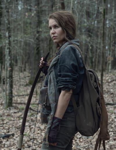 Maggie's Group - The Walking Dead Season 11 Episode 3