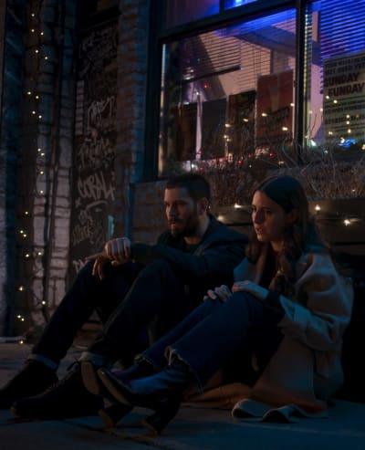 Max's PTSD - tall  - In The Dark Season 3 Episode 12