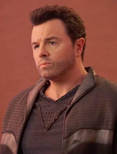 Mercer Concerned - The Orville Season 2 Episode 14