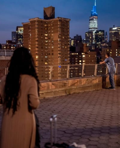 Sharpwin's Special Place - tall  - New Amsterdam Season 4 Episode 1