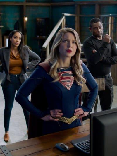 Super Friends - Supergirl Season 6 Episode 9