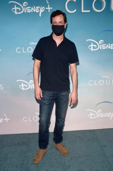 Tom Everett Scott at Clouds Premiere