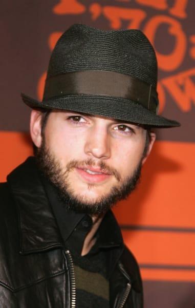 Ashton Kutcher at Wrap Party