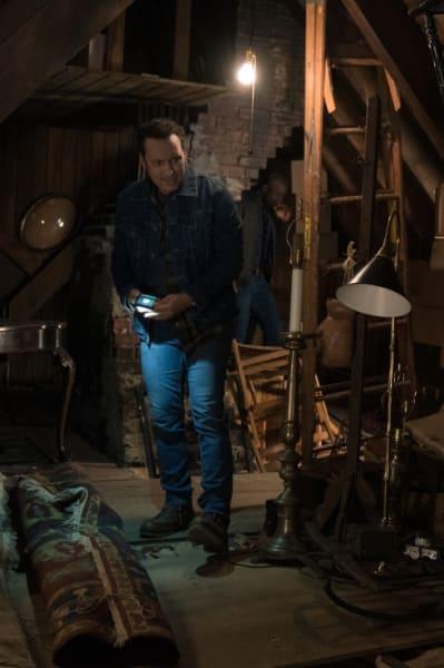 Ben Gets Attic Duty - EVIL Season 2 Episode 12
