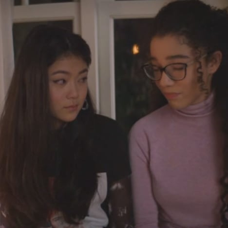 Claudia and Mary Anne - The Baby-Sitters Club Season 2 Episode 7