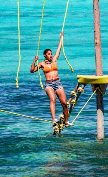 Liana Hangs In - Survivor Season 41 Episode 3