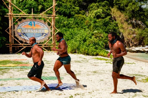 Run For It - Survivor Season 41 Episode 3