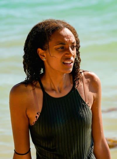 Shan in the Water - Survivor Season 41 Episode 3
