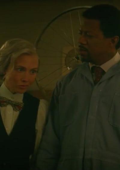 Shelley Byron and Lloyd - Doom Patrol Season 3 Episode 6