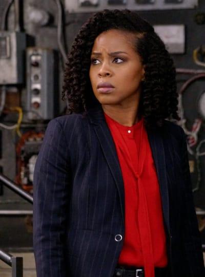 Skeptical Bell - Law & Order: Organized Crime Season 2 Episode 2