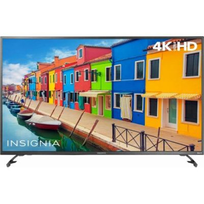 "Roku Insignia TV 65"" 4K UHD - TV-Sizes"