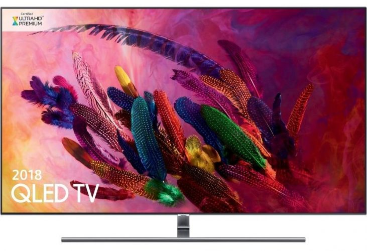 Samsung Q7F Series - TV-Sizes