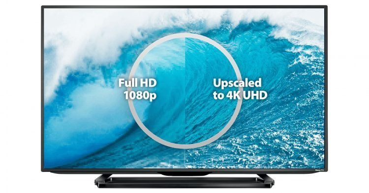 TV Resolution Comparison for 1080p FHD and 2160 4K UHD