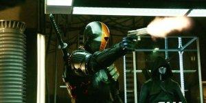 Arrowverse Deathstroke