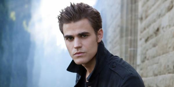 The Vampire Diaries Paul Wesley