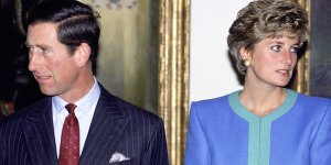 Feud Charles and Diana