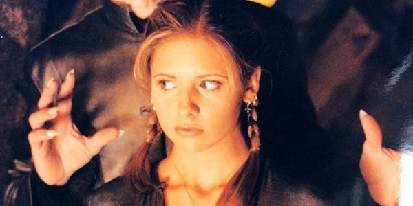 Buffy l'ammazzavampiri sarah michelle gellar