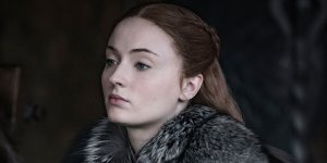 game of thrones il trono di spade sophie turner sansa