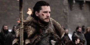 GoT 8 - Jon Snow game of thrones