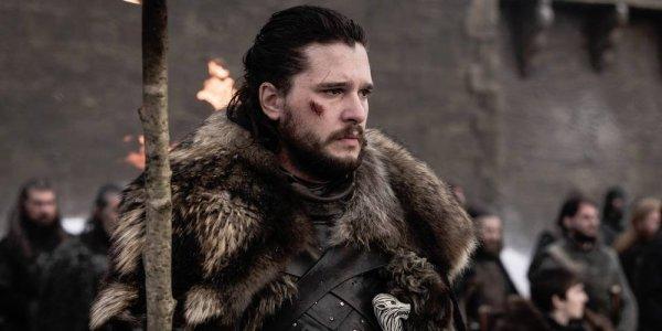 GoT 8 - Jon Snow game of thrones