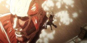 Attacco dei giganti attack on titan