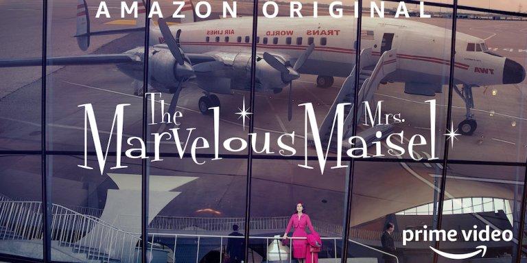 La Fantastica Signora Maisel Amazon Prime Video