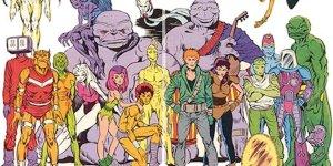 Omega Men Krypton DC