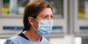 Ascolti USA Coronavirus volano serie tv ellen pompeo