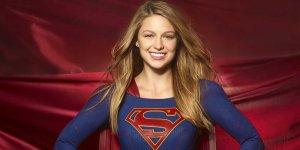 5. Melissa Benoist sola ed unica Supergirl