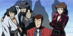 SKY ATLANTIC LUPIN III