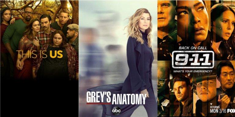 stagione televisiva Ascolti USA 2019 20 le serie tv più viste