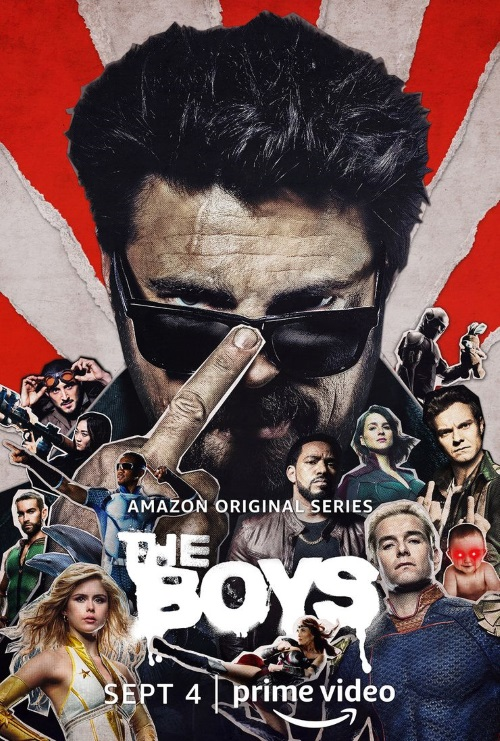 The Boys 2 Butcher poster