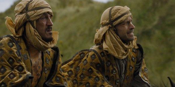 Game of Thrones - Jamie e Bronn