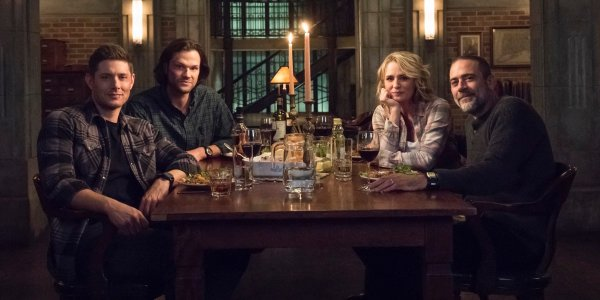 Supernatural Winchester family