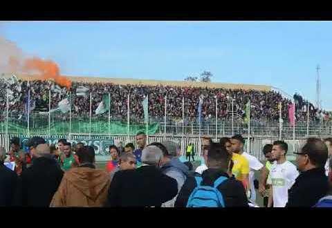انصار امل بوسعادة صنعوا الفرجة في لقاء مولودية الجزائر